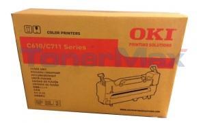 OKI C610/C711 FUSER UNIT 120V (44289101)