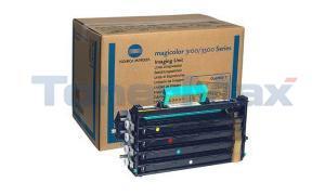 QMS MAGICOLOR 3100/3300 PRINT IMAGING UNIT (1710552-001)