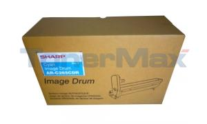 SHARP AR-C265 IMAGE DRUM KIT CYAN (AR-C265CDR)