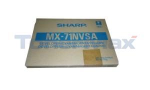SHARP MX5500N DEVELOPER COLOR (MX-71NVSA)