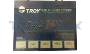 TROY M601 MICR TONER SECURE 10K (02-81350-001)