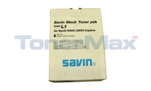 SAVIN 9250 9350 TONER BLACK (4302)
