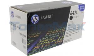 HP COLOR LASERJET CP4025 PRINT CARTRIDGE BLACK (CE260A)