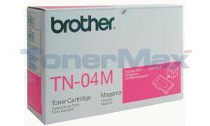 BROTHER HL-2700CN TONER MAGENTA (TN-04M)
