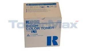 RICOH AFICIO 6010 TYPE L1 TONER CYAN (887908)