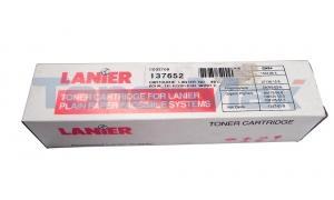 LANIER 3800 4500 6500 TONER BLACK (491-0248)