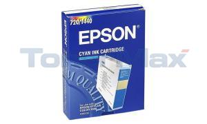 EPSON STYLUS COLOR 3000 INK CYAN (S020130)