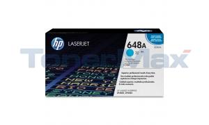 HP COLOR LASERJET CP4025 PRINT CARTRIDGE CYAN (CE261A)
