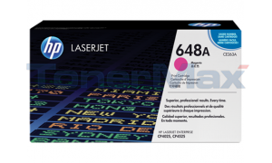 HP COLOR LASERJET CP4025 PRINT CARTRIDGE MAGENTA (CE263A)