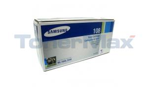 SAMSUNG ML-1640 TONER CARTRIDGE BLACK (MLT-D108S)