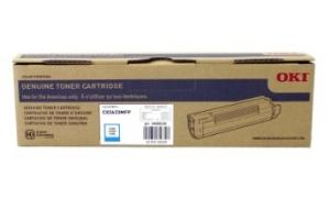 OKIDATA CX2633 MFP TONER CARTRIDGE CYAN (44059235)