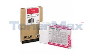 EPSON STYLUS PRO 4880 INK CARTRIDGE VIVID MAGENTA 110ML (T605300)