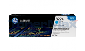 HP CLR LJ 9500 PRINT CART CYAN (C8551A)