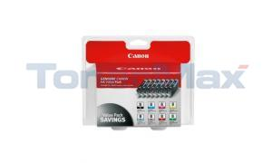 CANON CLI-8 INK CART COLOR VALUE PACK (0620B015)