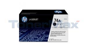 HP LASERJET 4L 4P TONER BLACK (92274A)