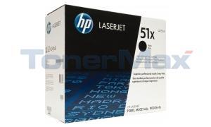 HP LASERJET P3005 TONER BLACK 13K (Q7551X)