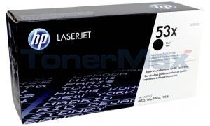 HP LASERJET P2015 PRINT CART BLACK 7K (Q7553X)