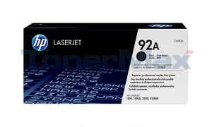 HP LASERJET 1100 TONER BLACK (C4092A)
