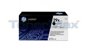 HP LASERJET 5000 5100 PRINT CART BLACK (C4129X)