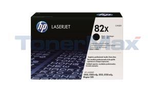 HP LASERJET 8100 TONER BLACK (C4182X)