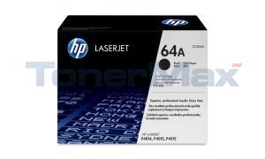 HP NO 64A TONER BLACK 10K (CC364A)