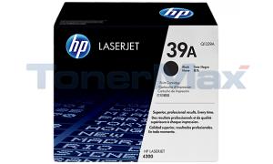 HP LASERJET 4300 TONER BLACK (Q1339A)