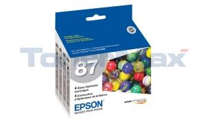 EPSON STYLUS PHOTO R1900 NO 87 GLOSS OPTIMIZER (T087020)