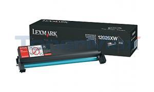 LEXMARK E120N PHOTOCONDUCTOR KIT BLACK (12026XW)