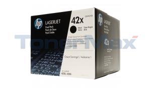 HP LASERJET 4250 PRINT CTG BLACK (Q5942XD)