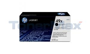 HP LASERJET 1320 PRINT CARTRIDGE BLACK 6K (Q5949X)