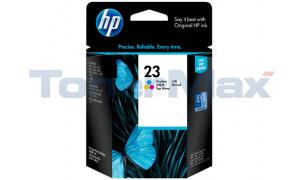 HP 23 INK TRICOLOR (C1823D)