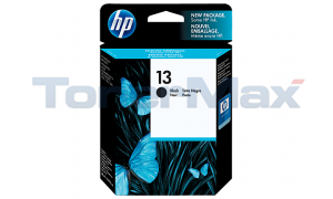 HP NO 13 INK BLACK (C4814A)