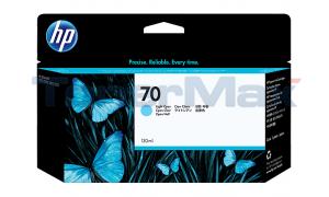 HP DESIGNJET Z2100 NO 70 INK LIGHT CYAN 130ML (C9390A)