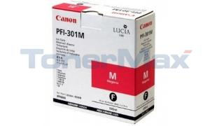 CANON PFI-301M INK MAGENTA 330ML (1488B001)