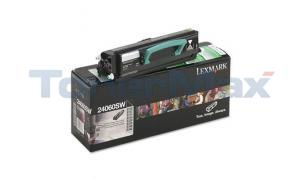 LEXMARK E230 TONER CARTRIDGE BLACK RP TAA (24060SW)