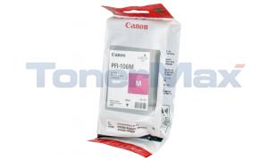 CANON PFI-106M IMAGEPROGRAF IPF6300 INK MAGENTA 130ML (6623B001)