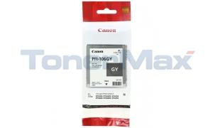 CANON PFI-106GY IMAGEPROGRAF IPF6300 INK GRAY 130ML (6630B001)