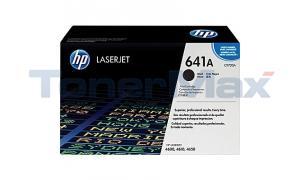 HP LASERJET 4600 PRINT CART BLACK (C9720A)