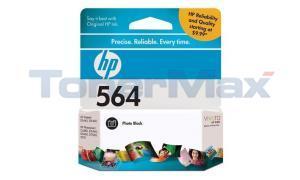 HP PHOTOSMART C6380 NO 564 INK CART PHOTO BLACK (CB317WN)