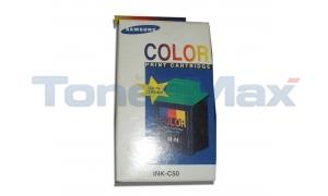 SAMSUNG C50 INK CARTRIDGE COLOR (INK-C50)