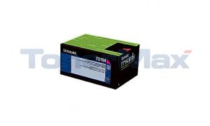 LEXMARK CS410 RP TONER CART MAGENTA 1K (70C10M0)