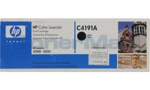 HP COLOR LASERJET 4500 TONER CART BLACK (C4191A)