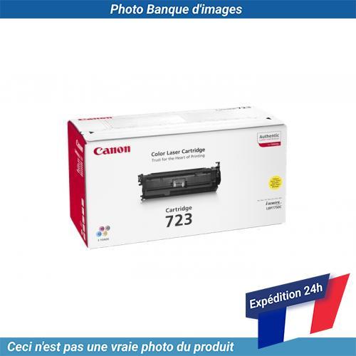 2641B002-BA-Canon-i-SENSYS-LBP7750Cdn-Cartouche-de-toner-Jaune